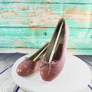 Reve Dun Jour Gisel Blush Ballet Shoes Size 6 M